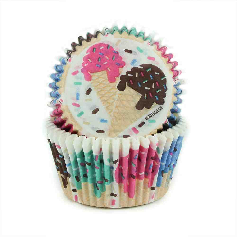 Ice Cream Standard Baking Cups