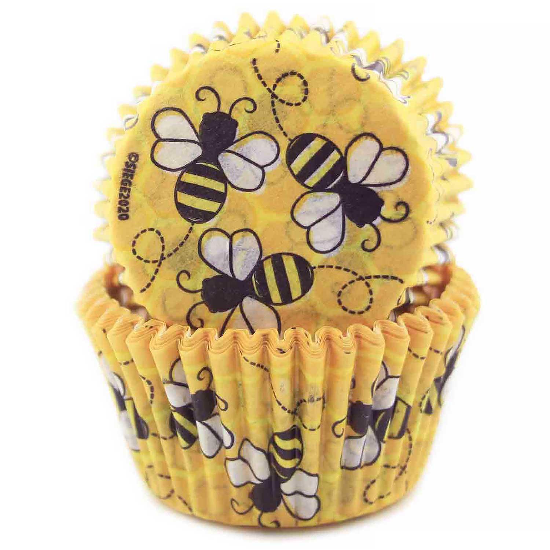 Honey Bees Standard Baking Cups