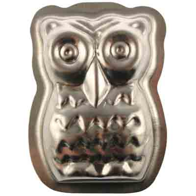 Little Owl Cake Pan