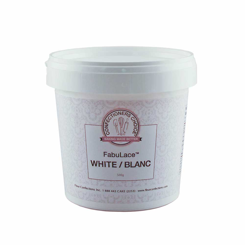 White FabuLace Mix