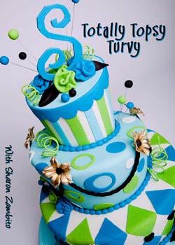 Zambito - Totally Topsy Turvy DVD