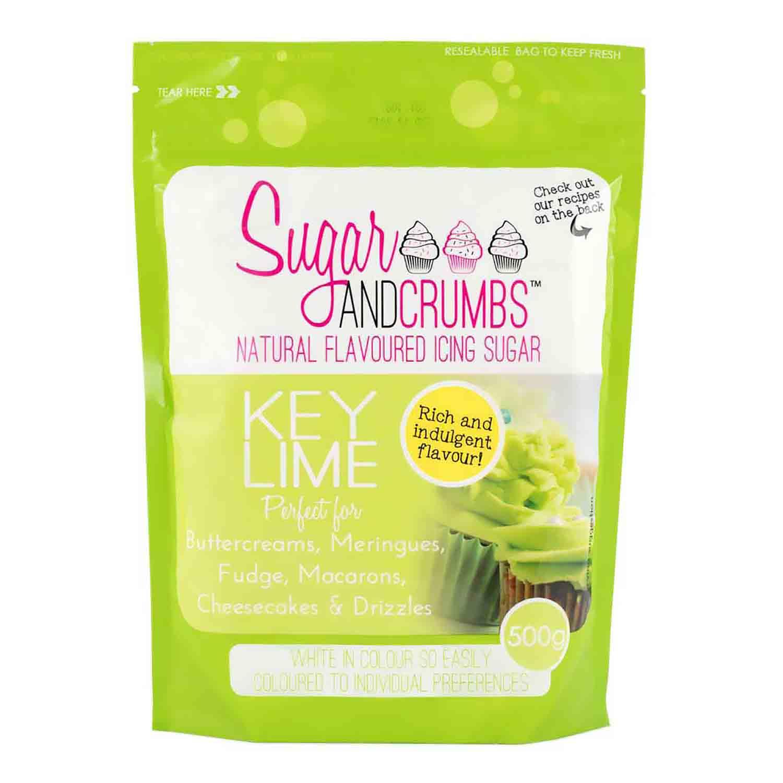 Natural Flavoured Icing Sugar