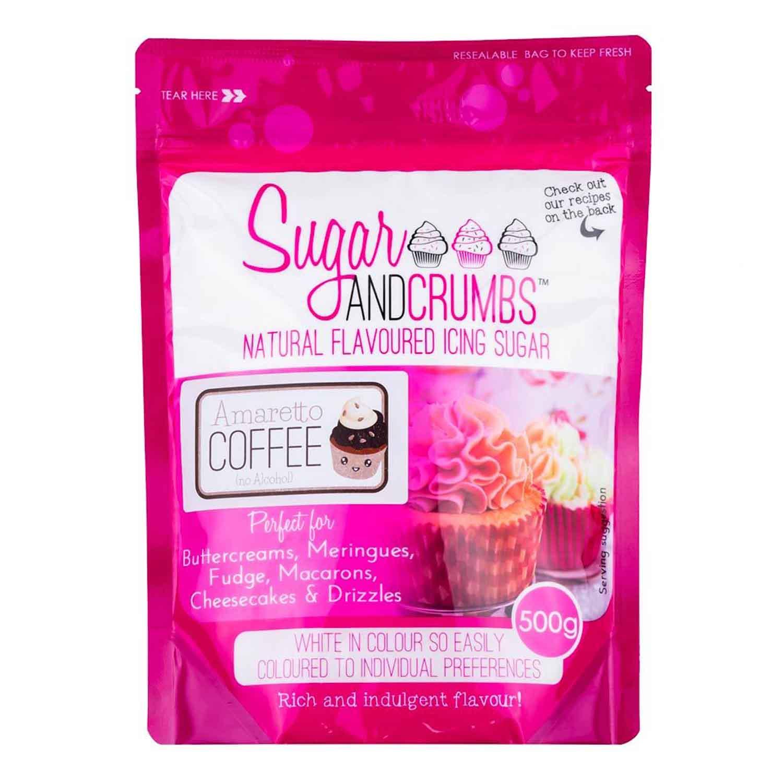 Amaretto Coffee Icing Sugar
