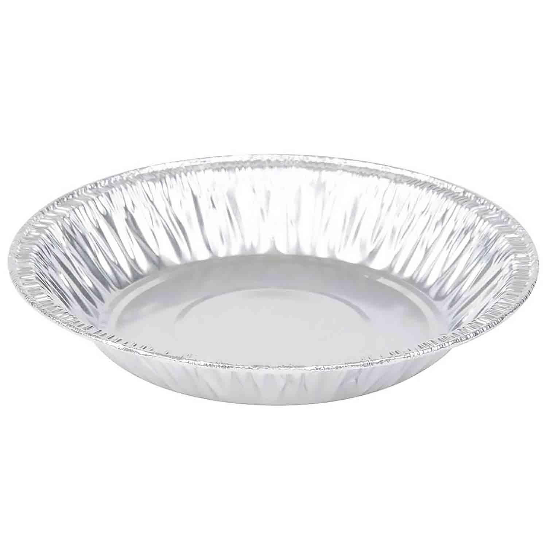 """6"""" Aluminum Foil Pie Pan"""
