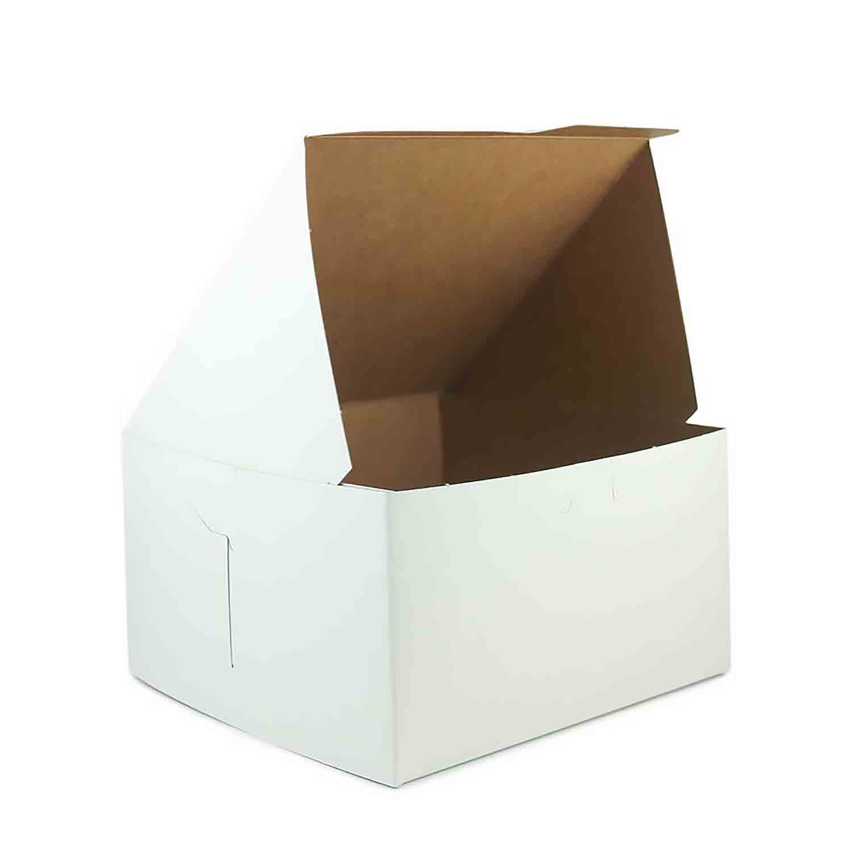 "7"" x 7"" x 4"" Cake Boxes"