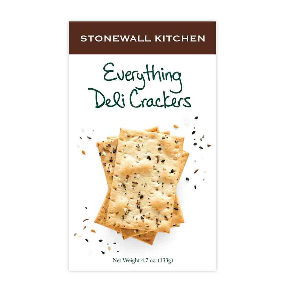 Everything Deli Crackers