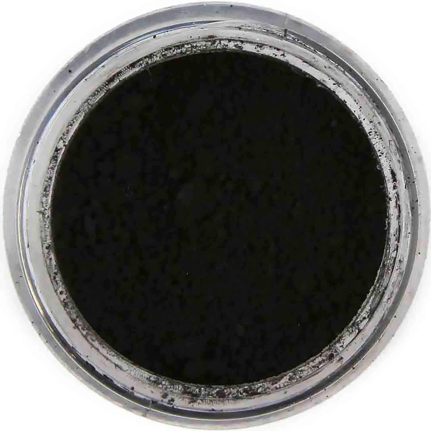 Black Coal Crystal Color