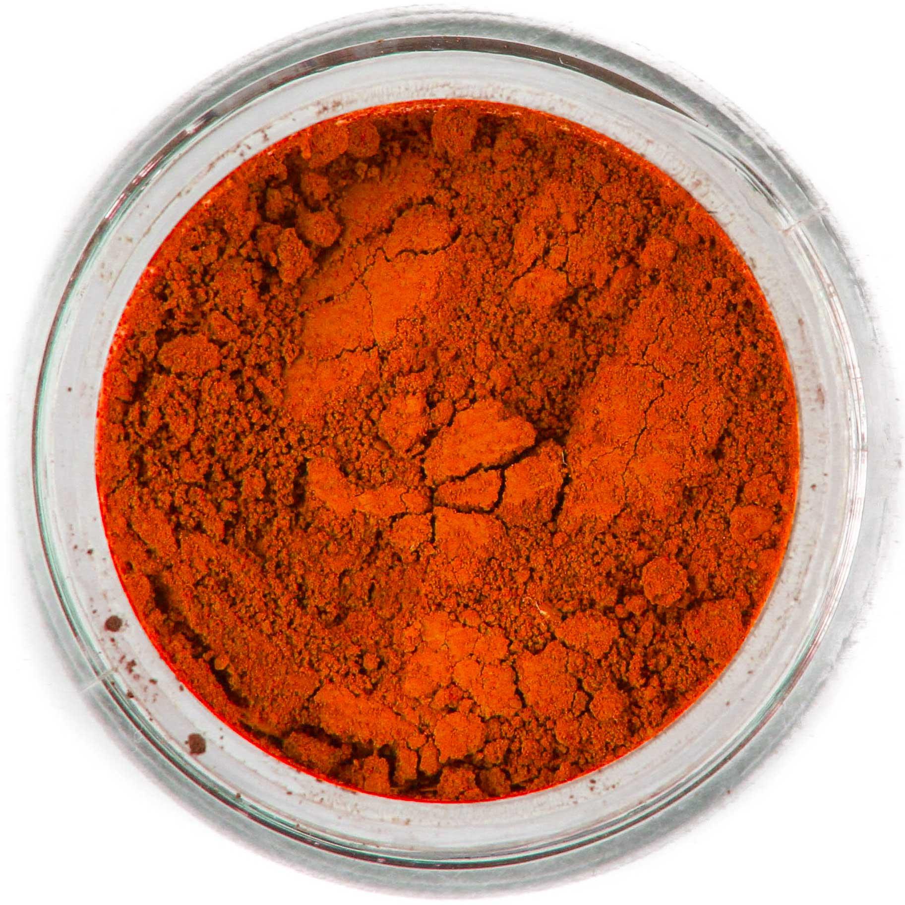 Blood Orange Crystal Color