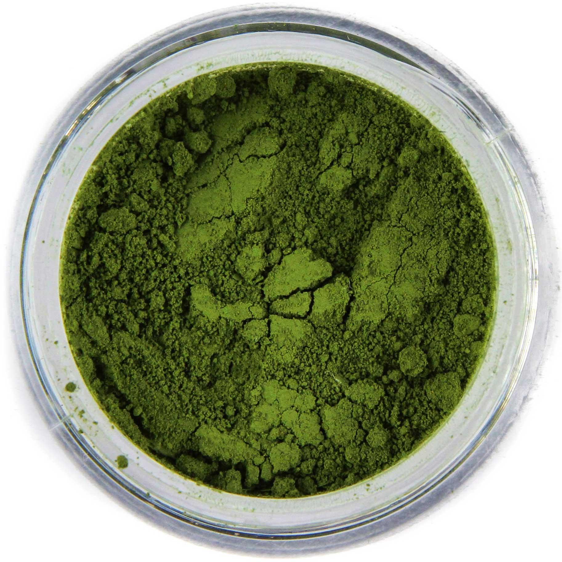 Hunter Green Crystal Color