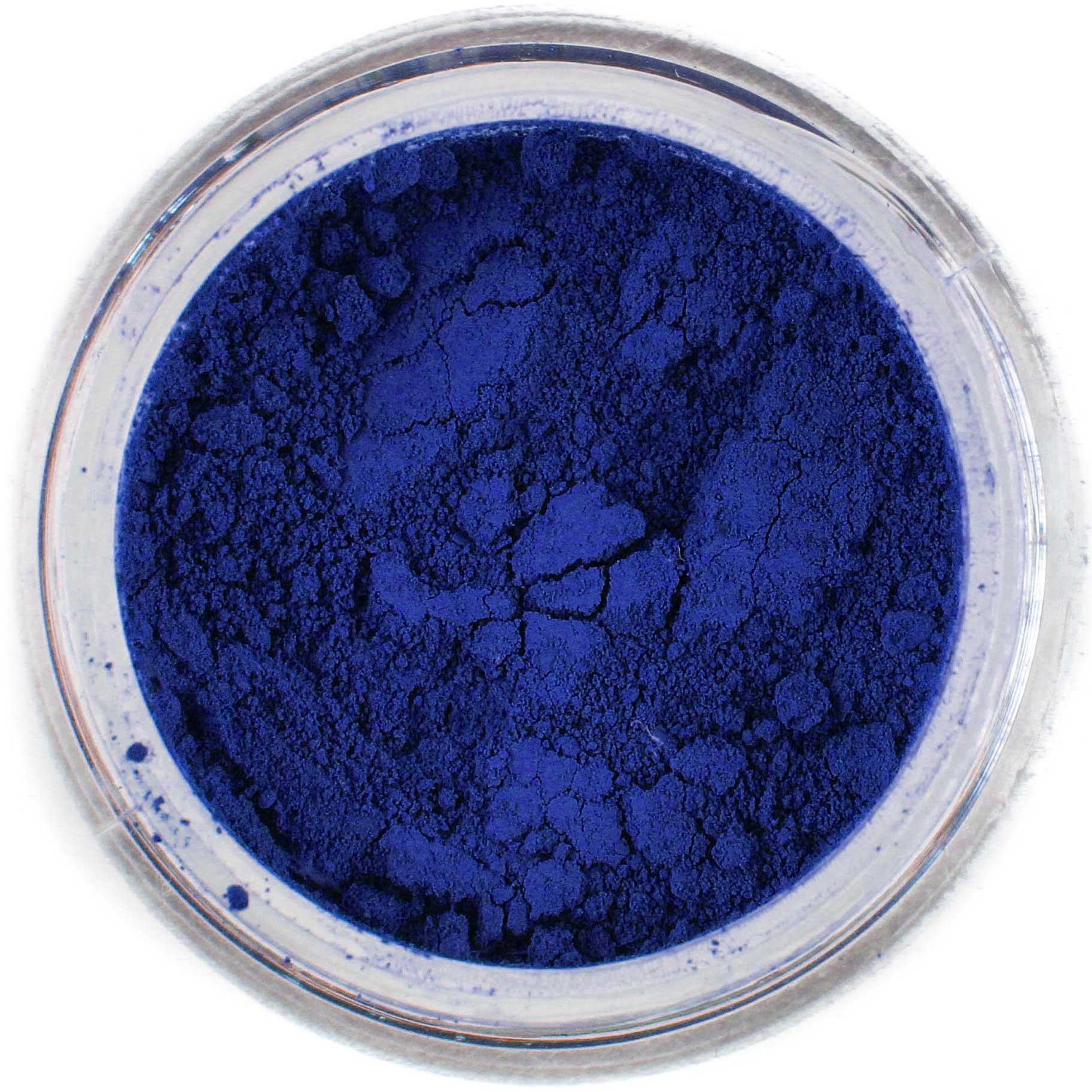 Vista Blue Crystal Color