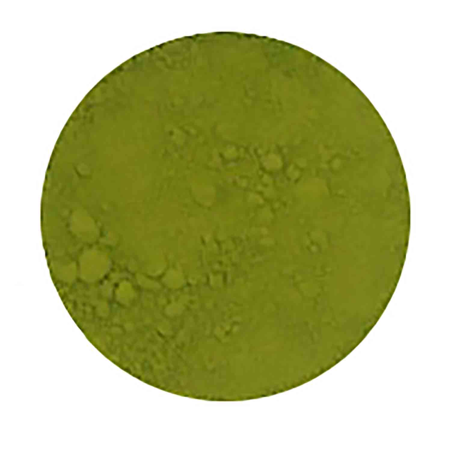 Moss Green Crystal Color