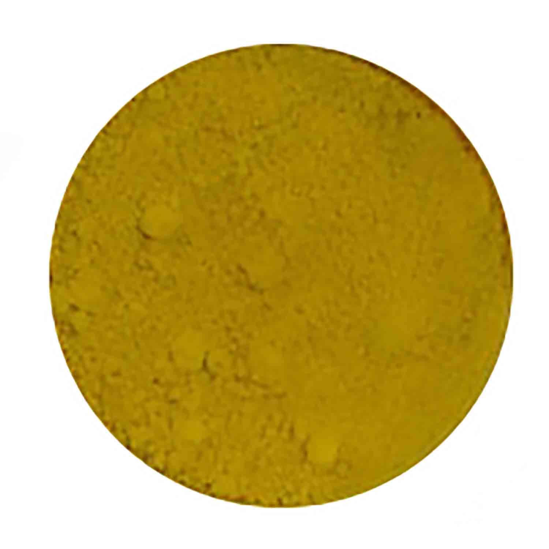 Mustard Crystal Color