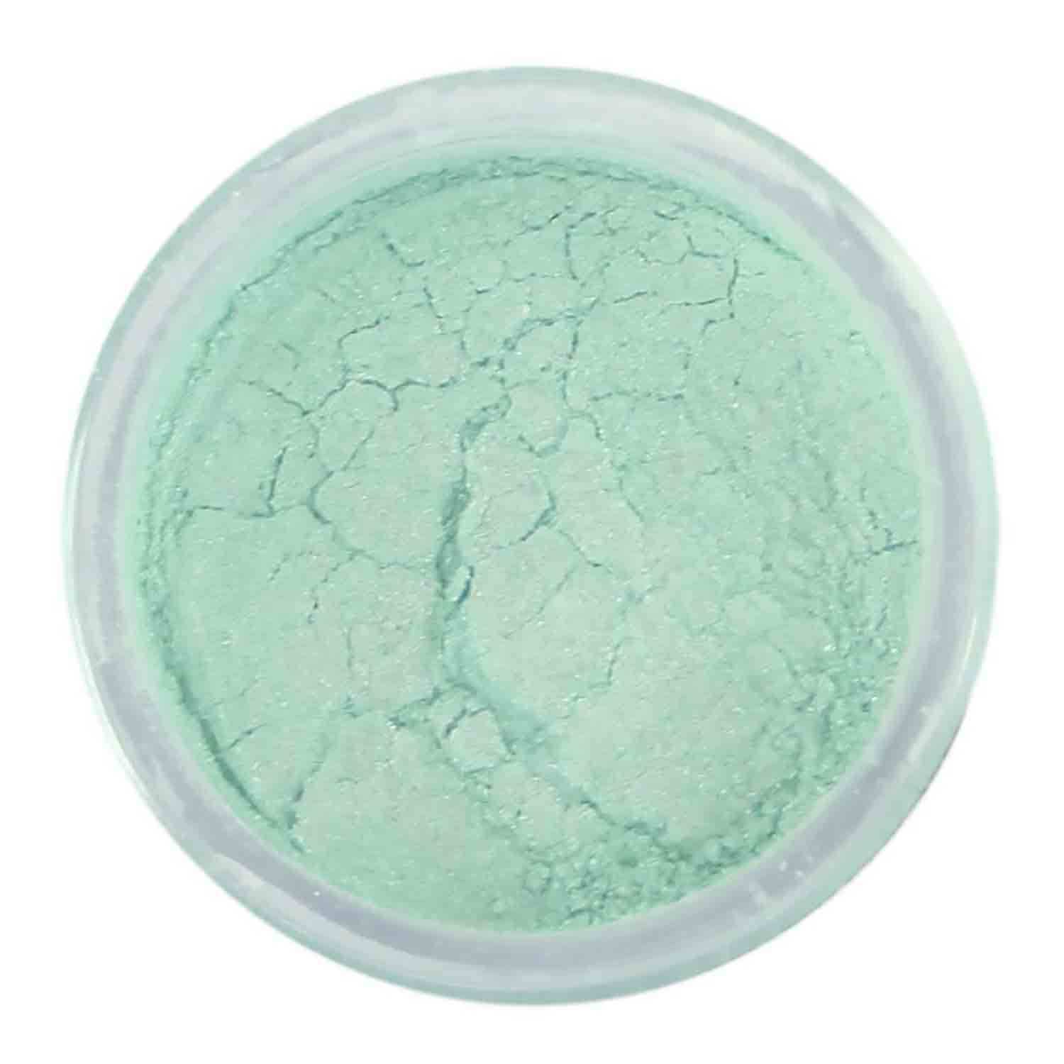 Mint Julep Crystal Pearl Color