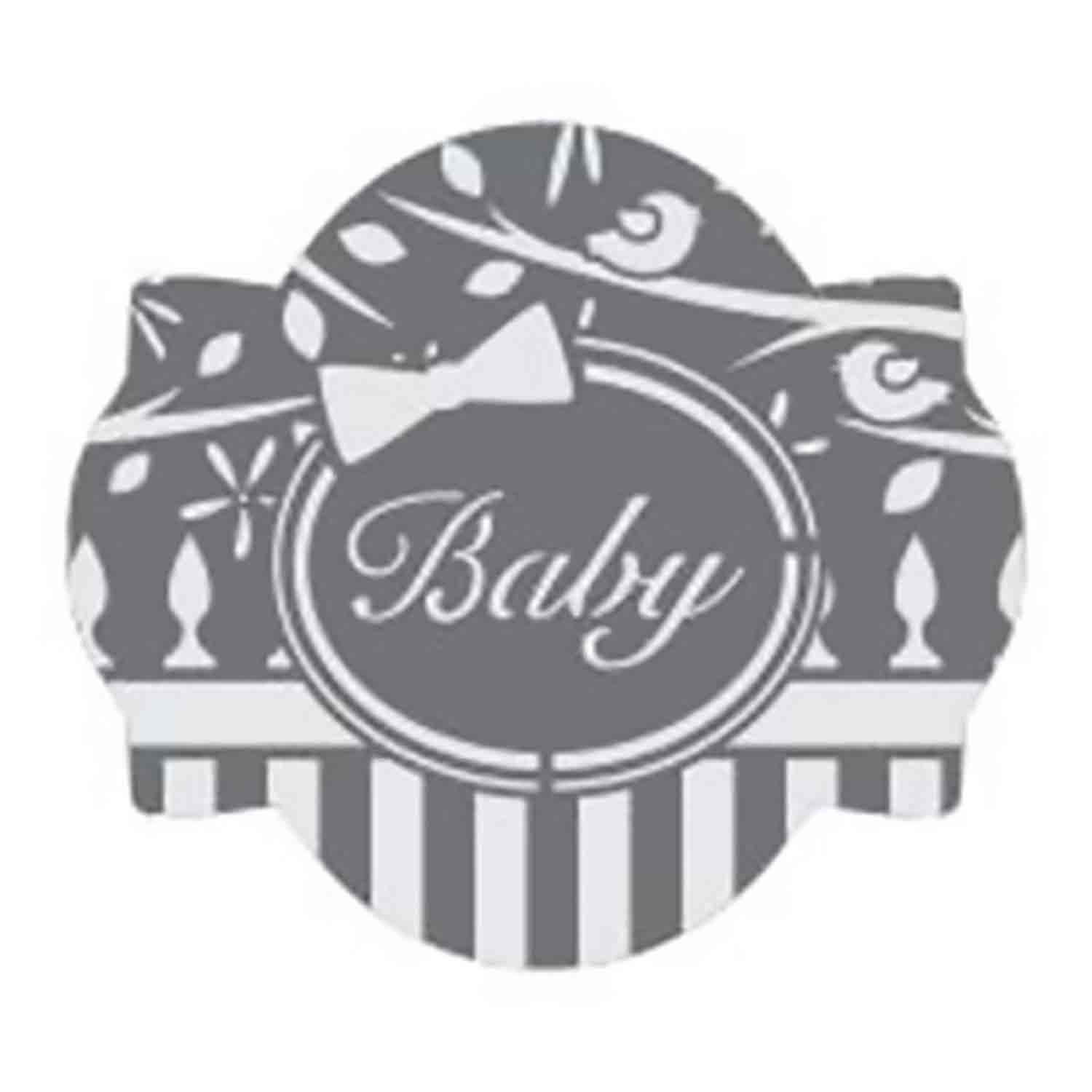 Baby 2 Cookie Stencil Set
