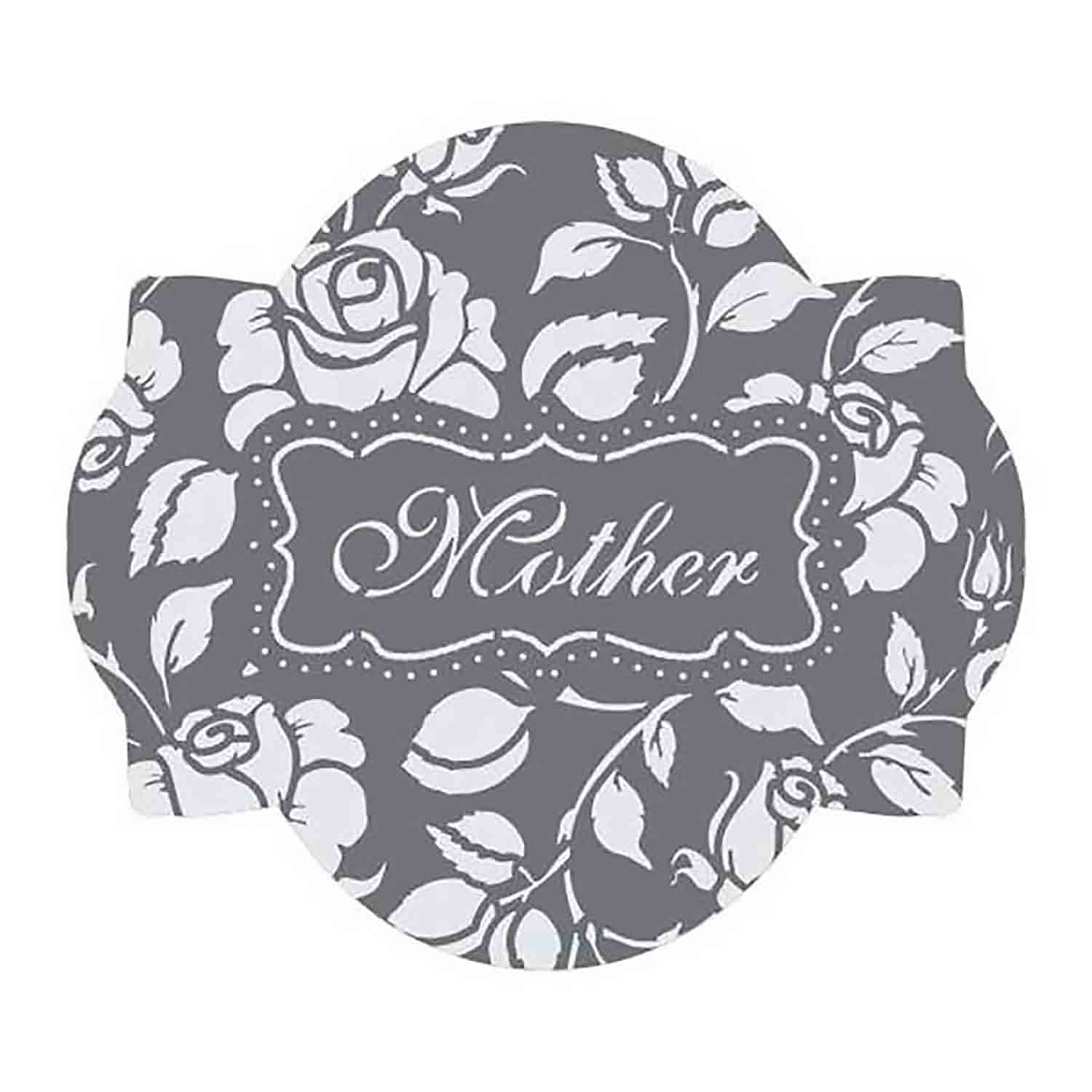 Mother Wishes Cookie Stencil Set