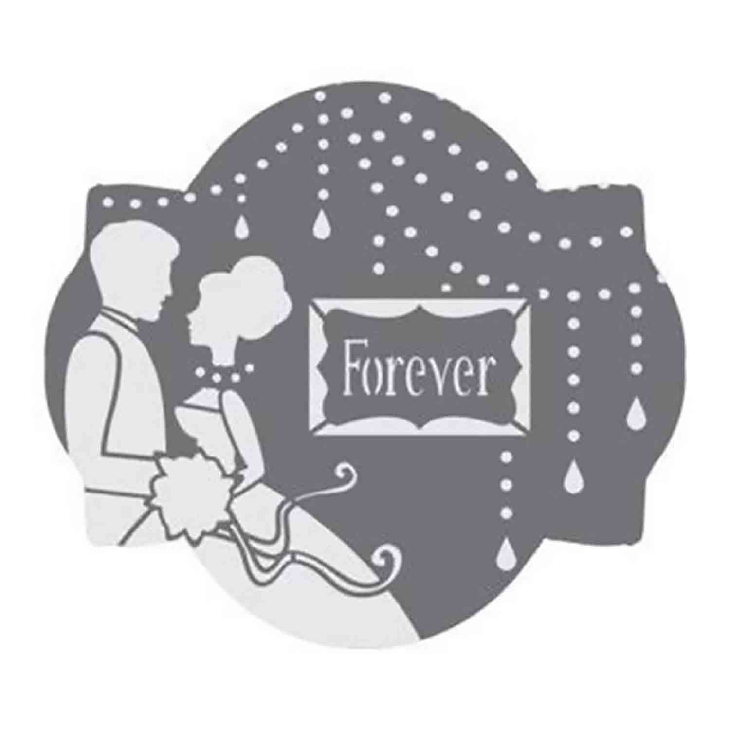 Forever Stencil Set by Julia M Usher