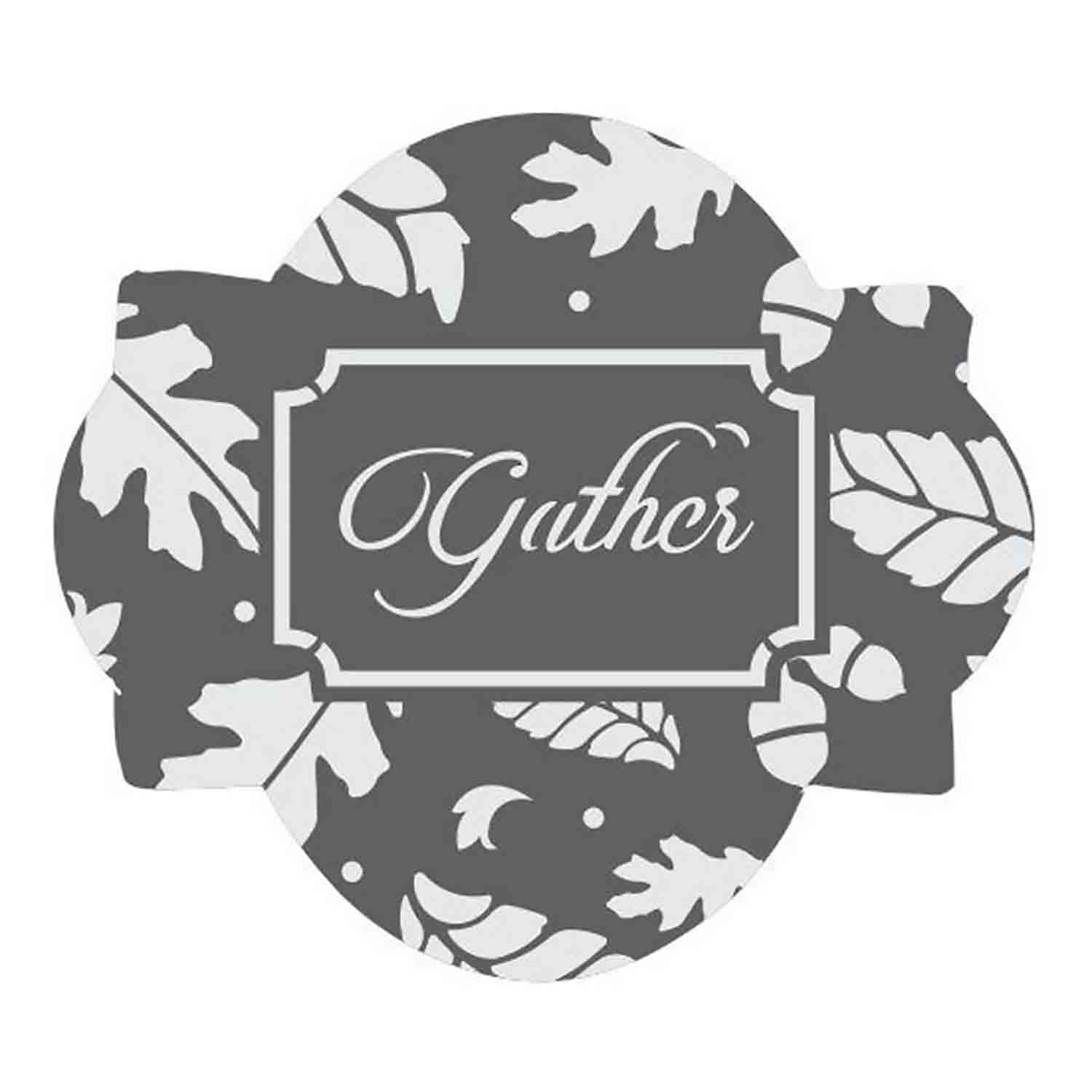 Gather Stencil Set by Julia M Usher