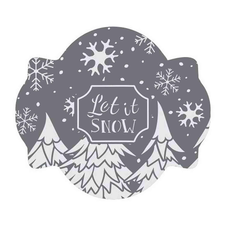 Winter Wonderland Stencil Set