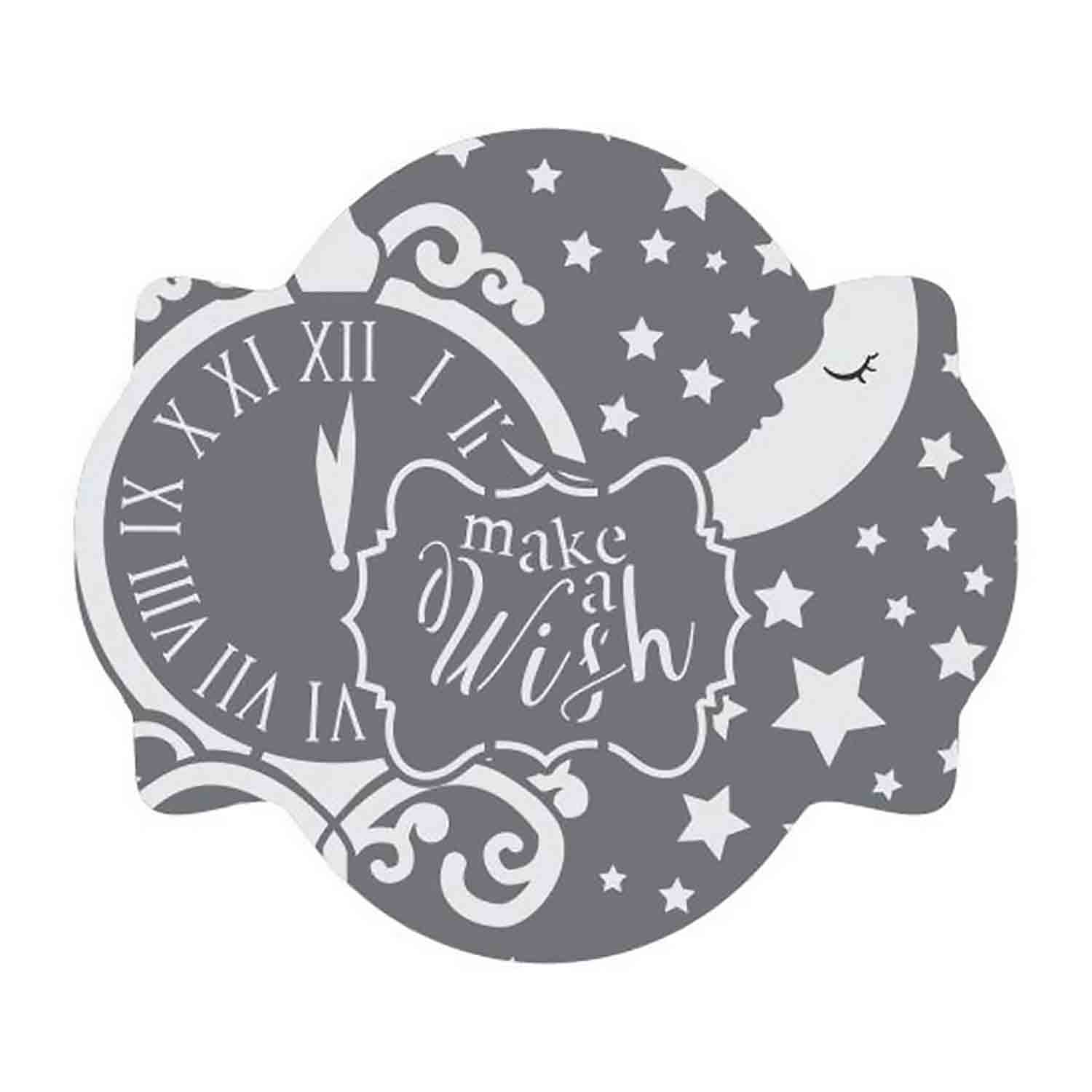 Make a Wish Stencil Set by Julia M Usher