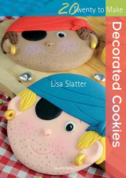 Slatter - Decorated Cookies Book