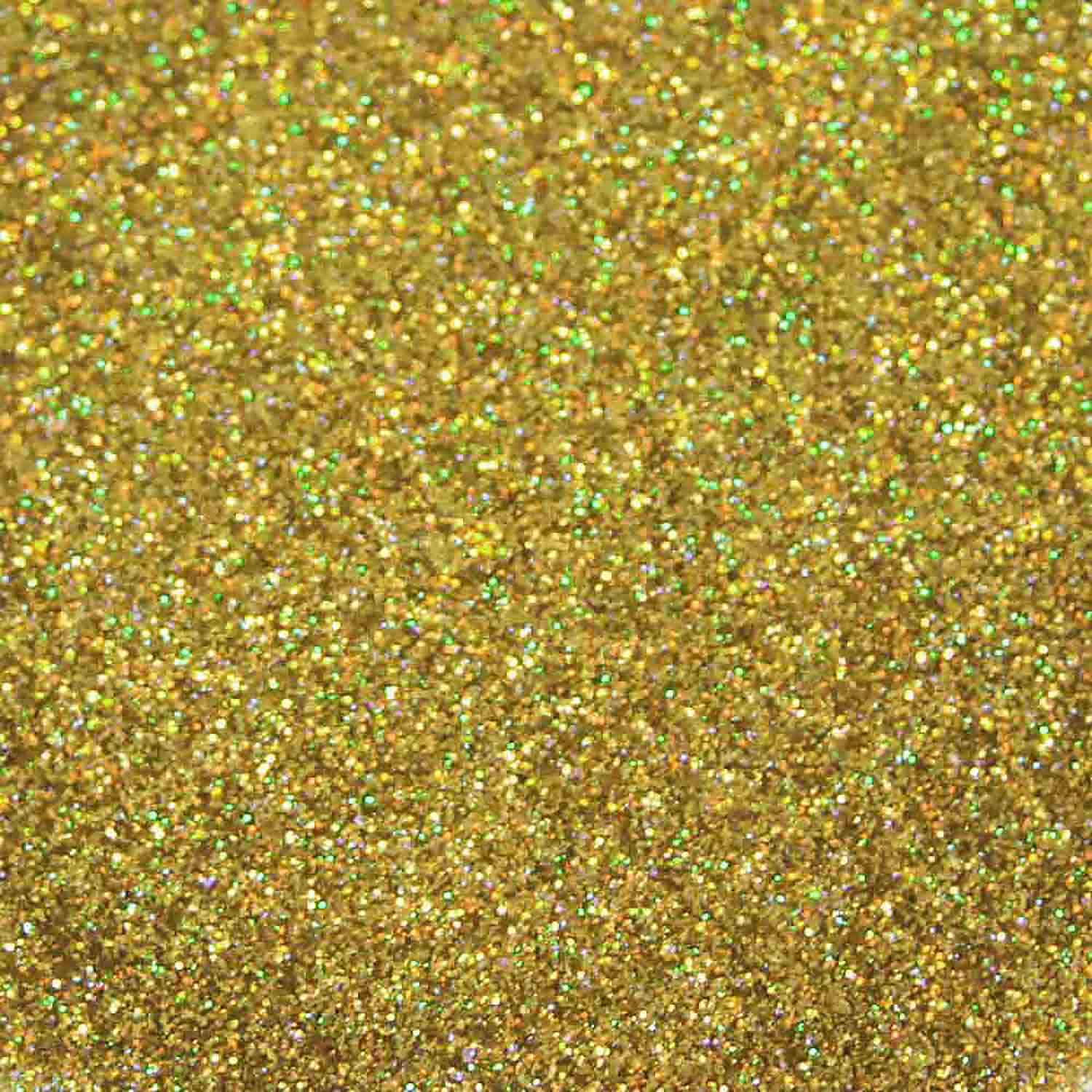 Gold Hologram Disco Dust