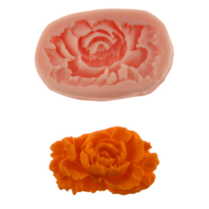 Brazillian Rose Silicone Mold
