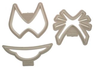 Fabulous Shoe Top Cutter Set