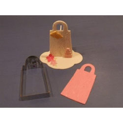 Mini Tall Handbag / Purse Cutter Kit