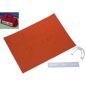 Sports Bag Cutter Kit