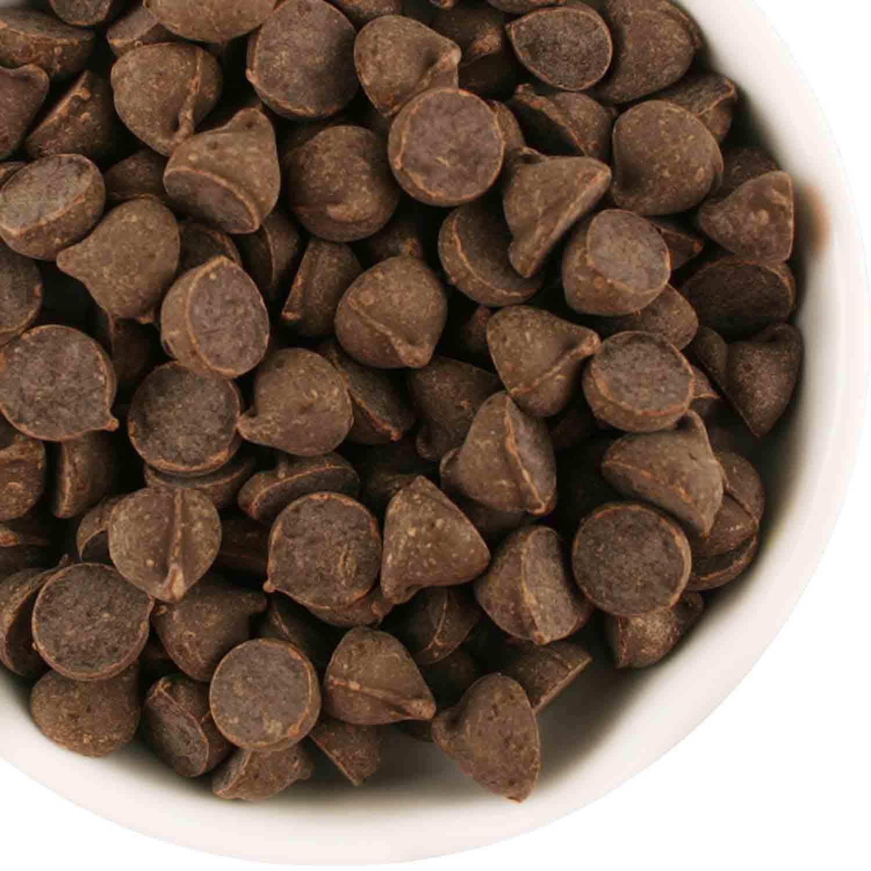 Guittard Extra Dark Chocolate Chips 63%