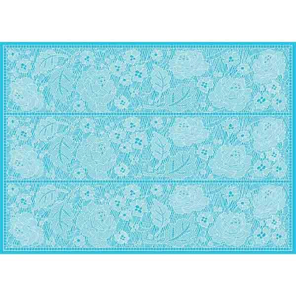 Rose Mantilla Sugarveil Mat Sv 530 Country Kitchen