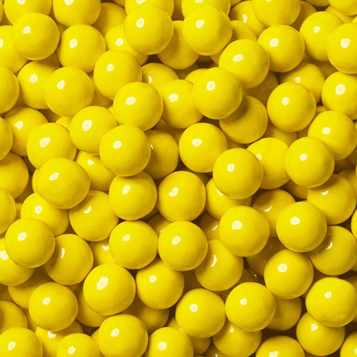 10mm Yellow Sixlets