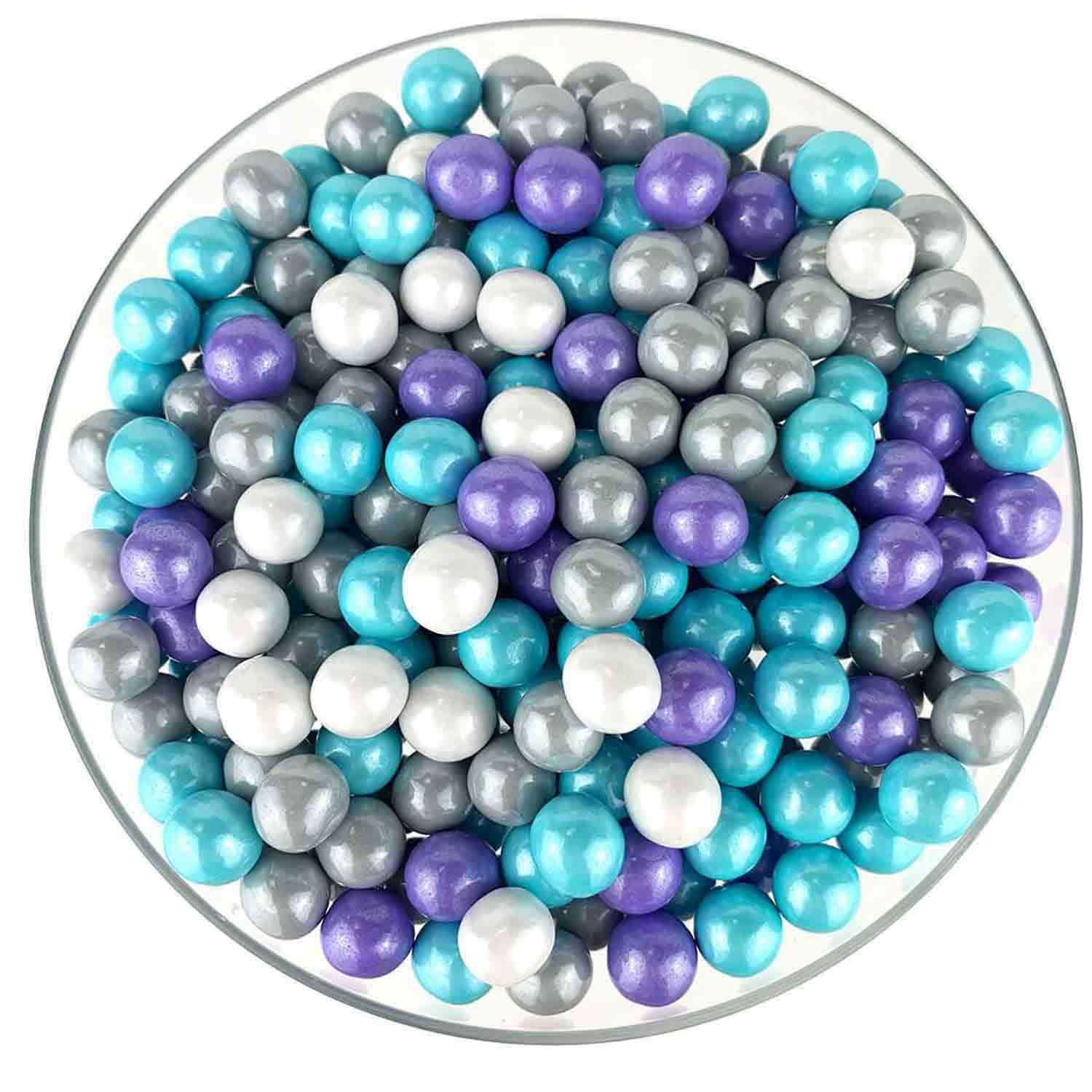 10mm Princess Mix Shimmer Sixlets