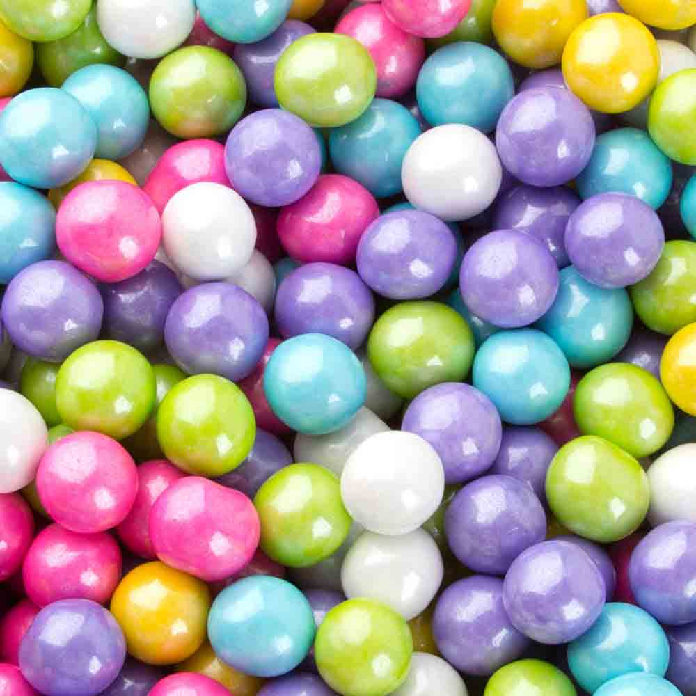 Spring Mix Shimmer Sixlets