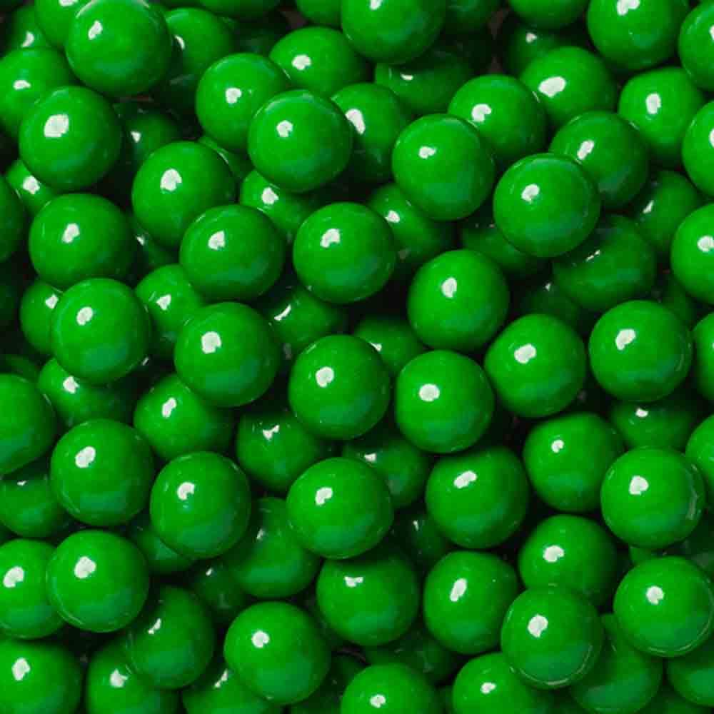 10mm Green Sixlets