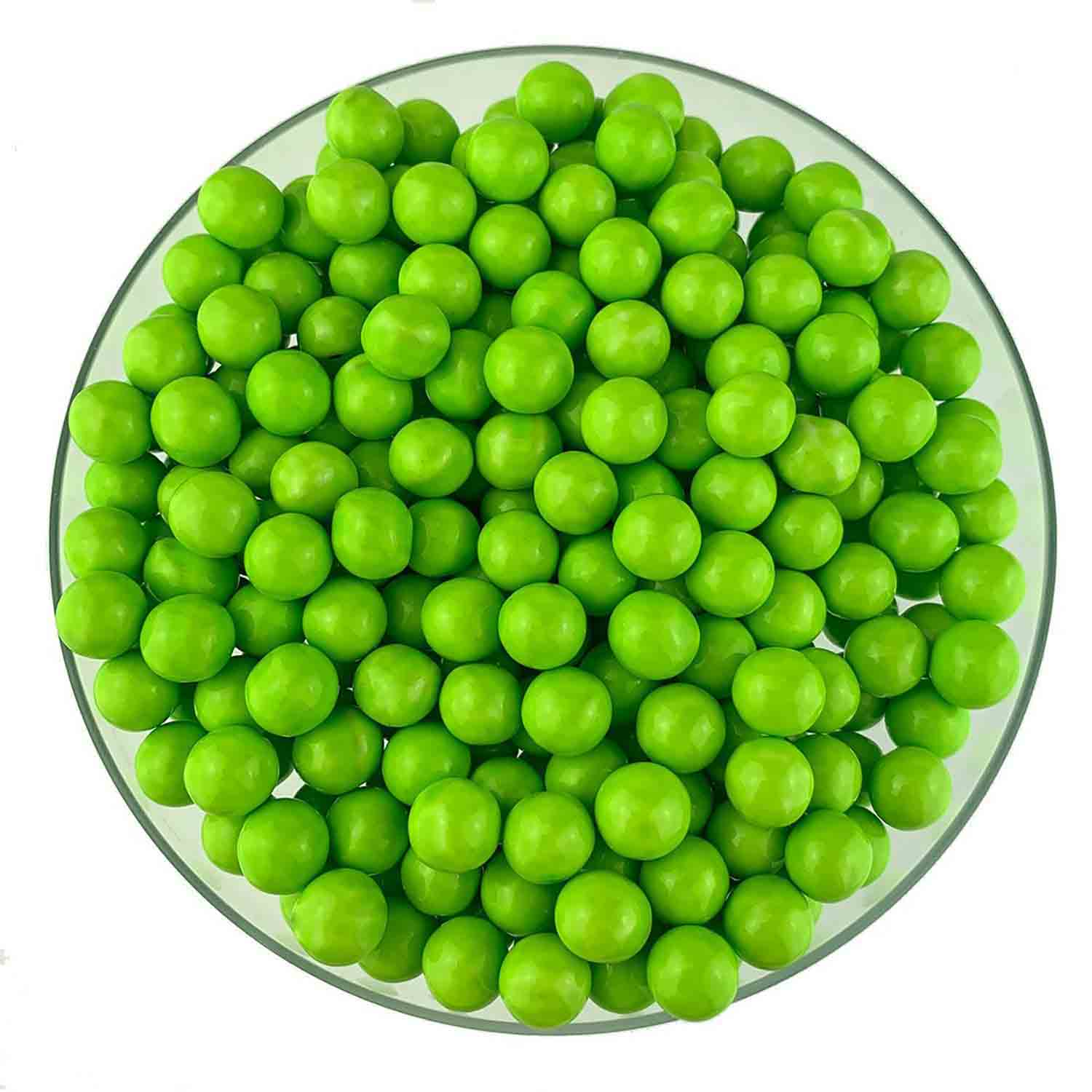 10mm Lime Green Sixlets