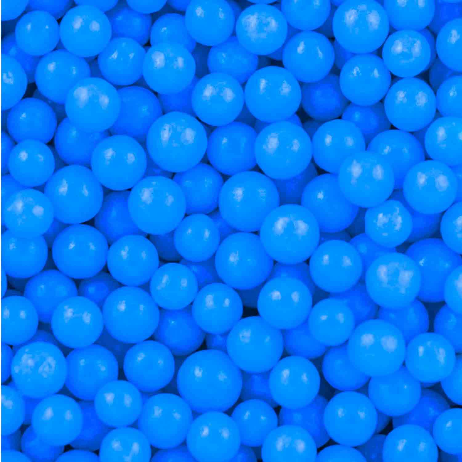 5mm Blue Midi Sugar Pearls
