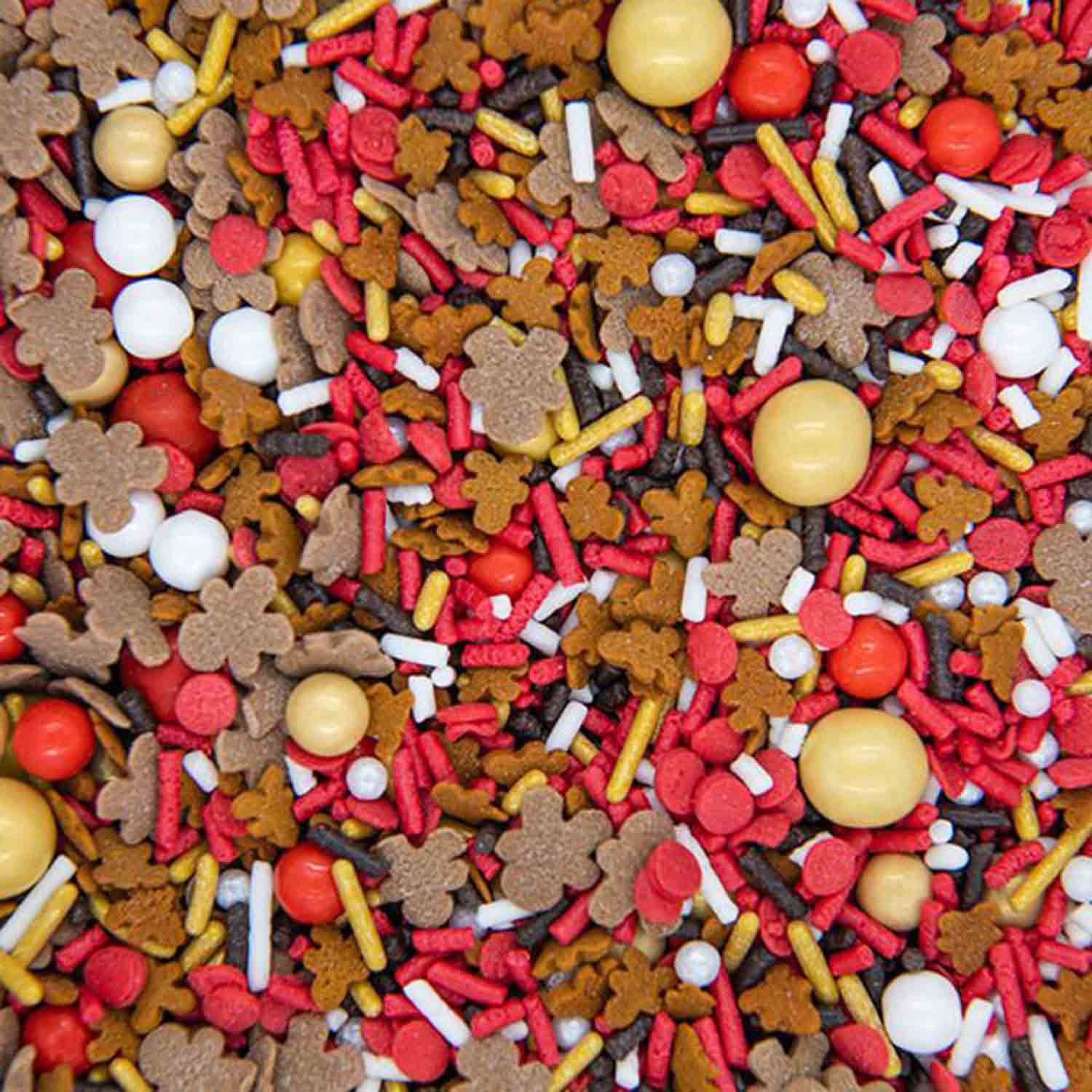 Reindeer Food Sprinkle Mix