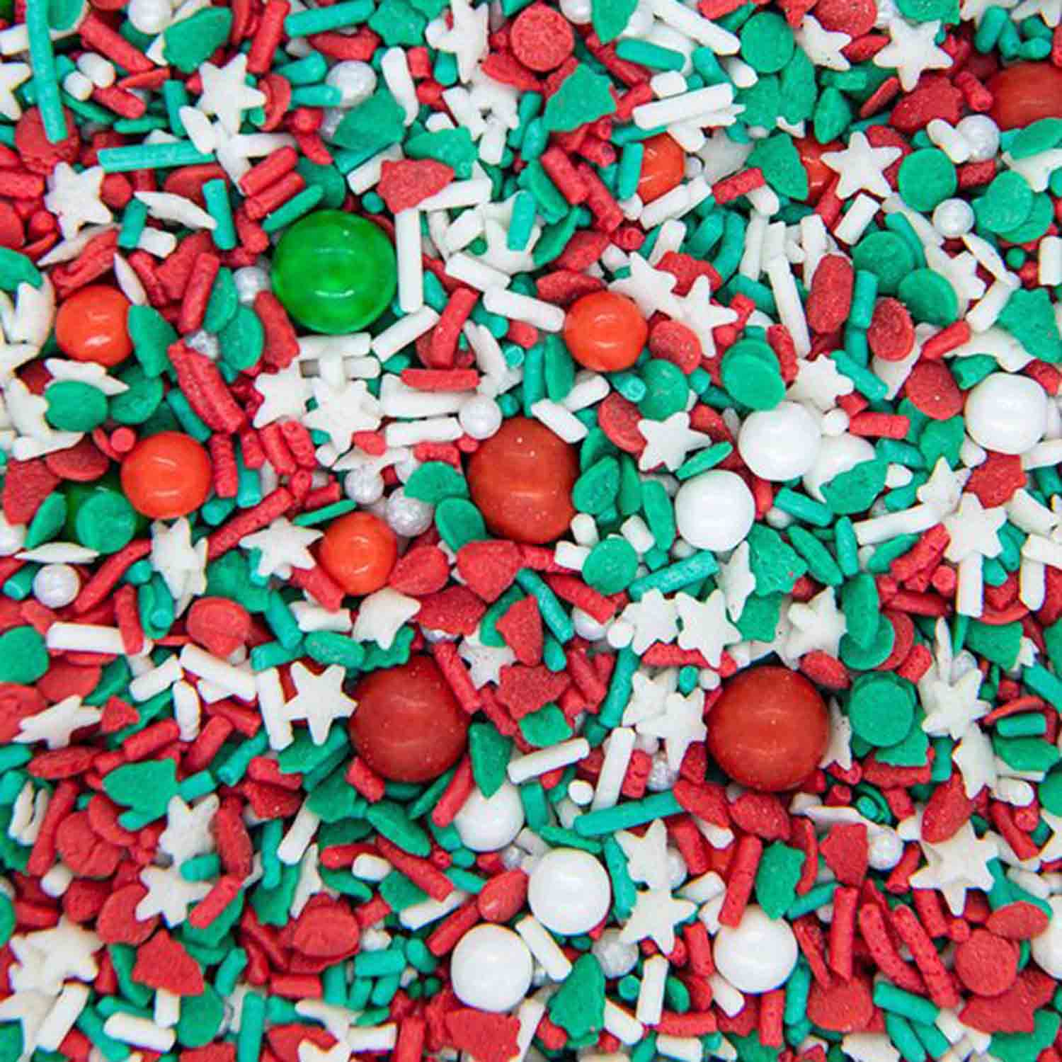 Sleigh Ride Sprinkle Mix