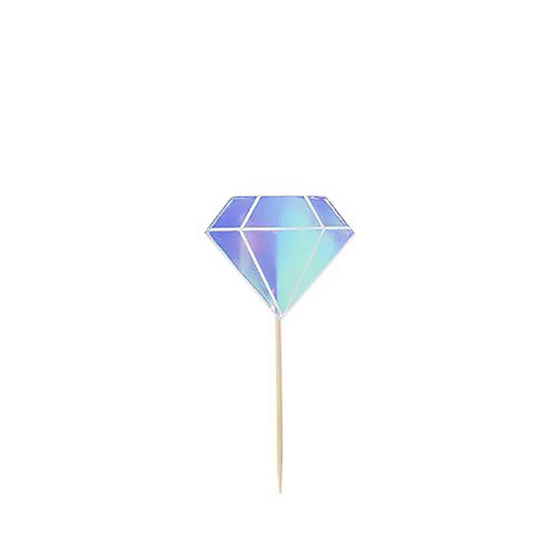 Halographic Diamond Picks