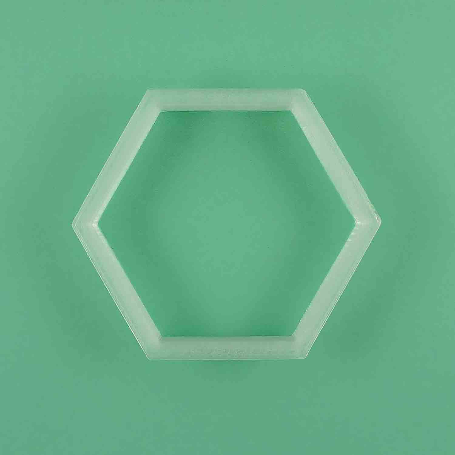 Jamestown Hexagon Cookie Cutter