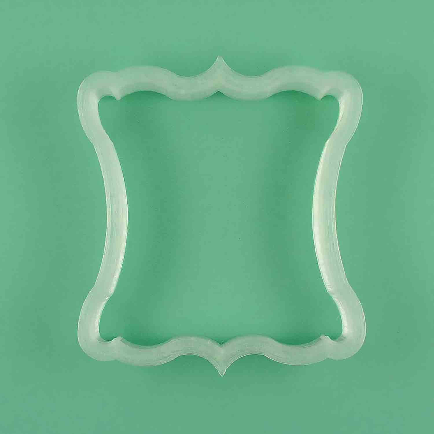 Providence Plaque Cookie Cutter