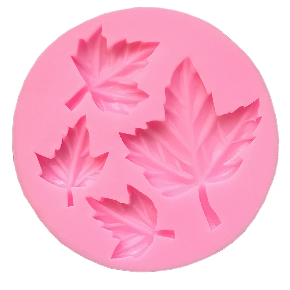 Maple Leaves Silicone Mold