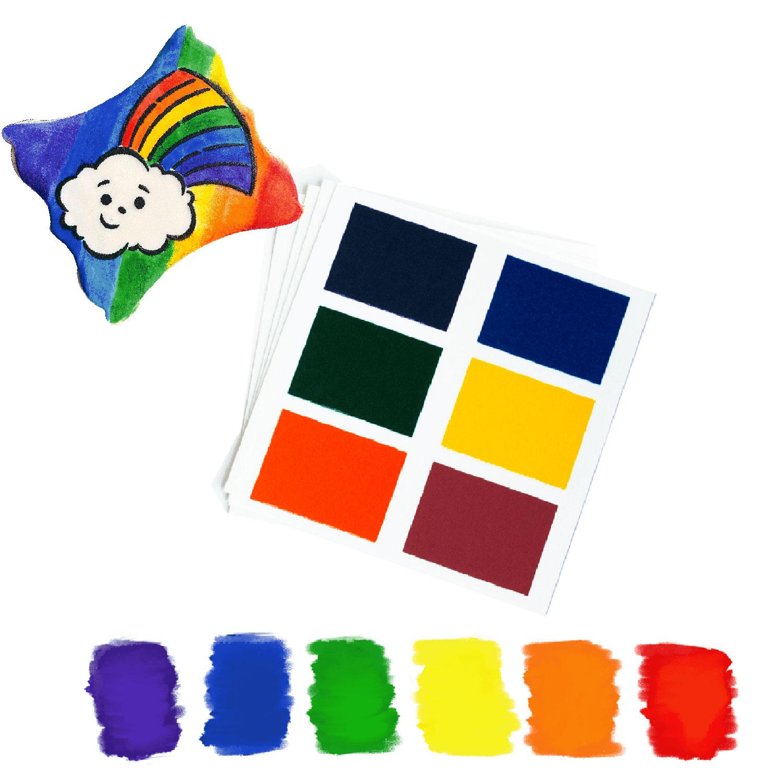 Food Color Paints