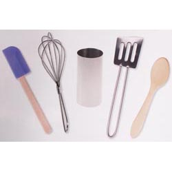 Kid's Cooking Utensils Set