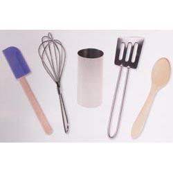 Kid's Cooking Utensils Set