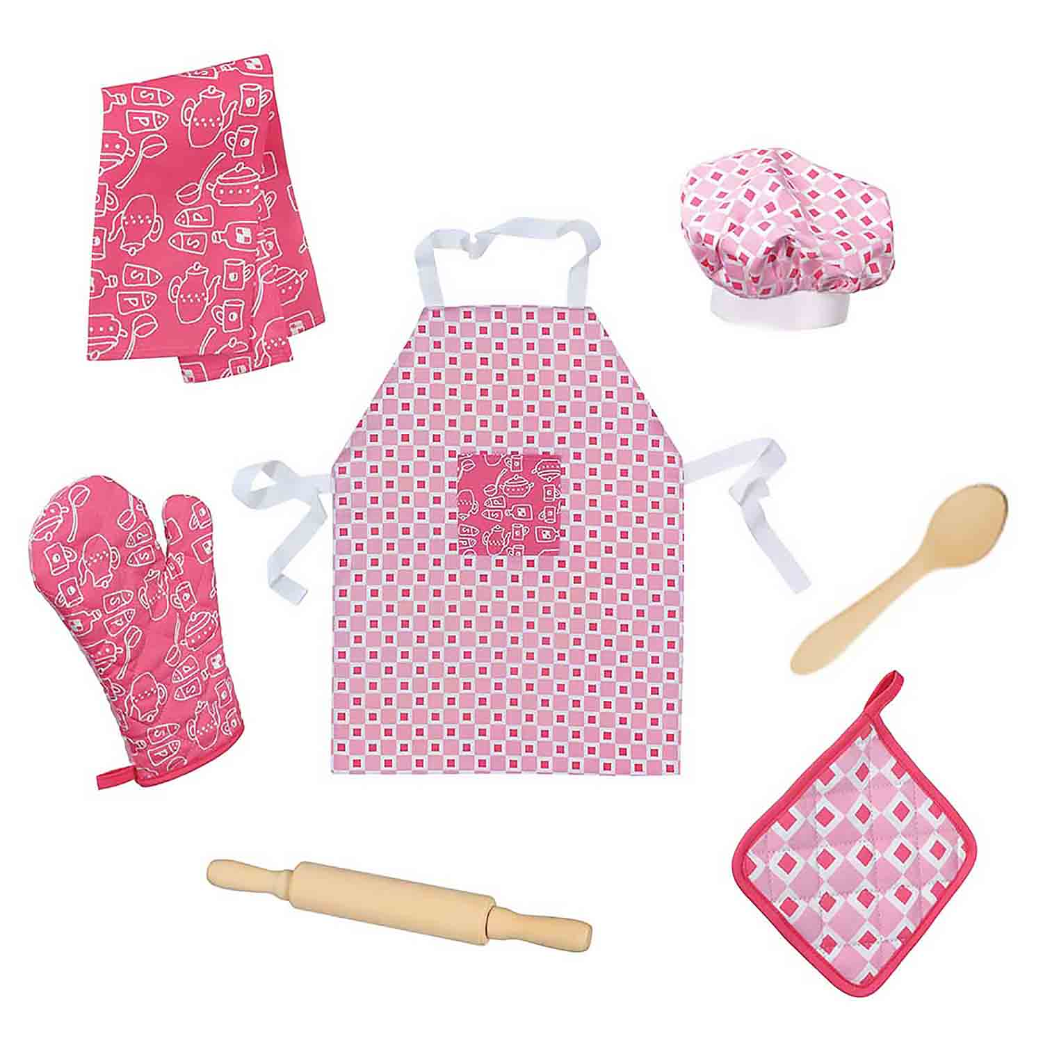 Kid's Deluxe Chef Set