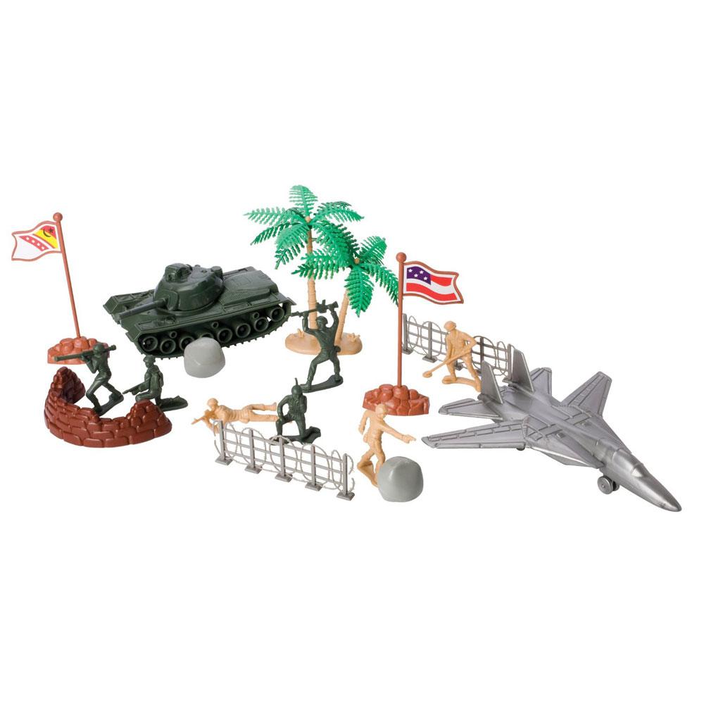 Deluxe Military Kit
