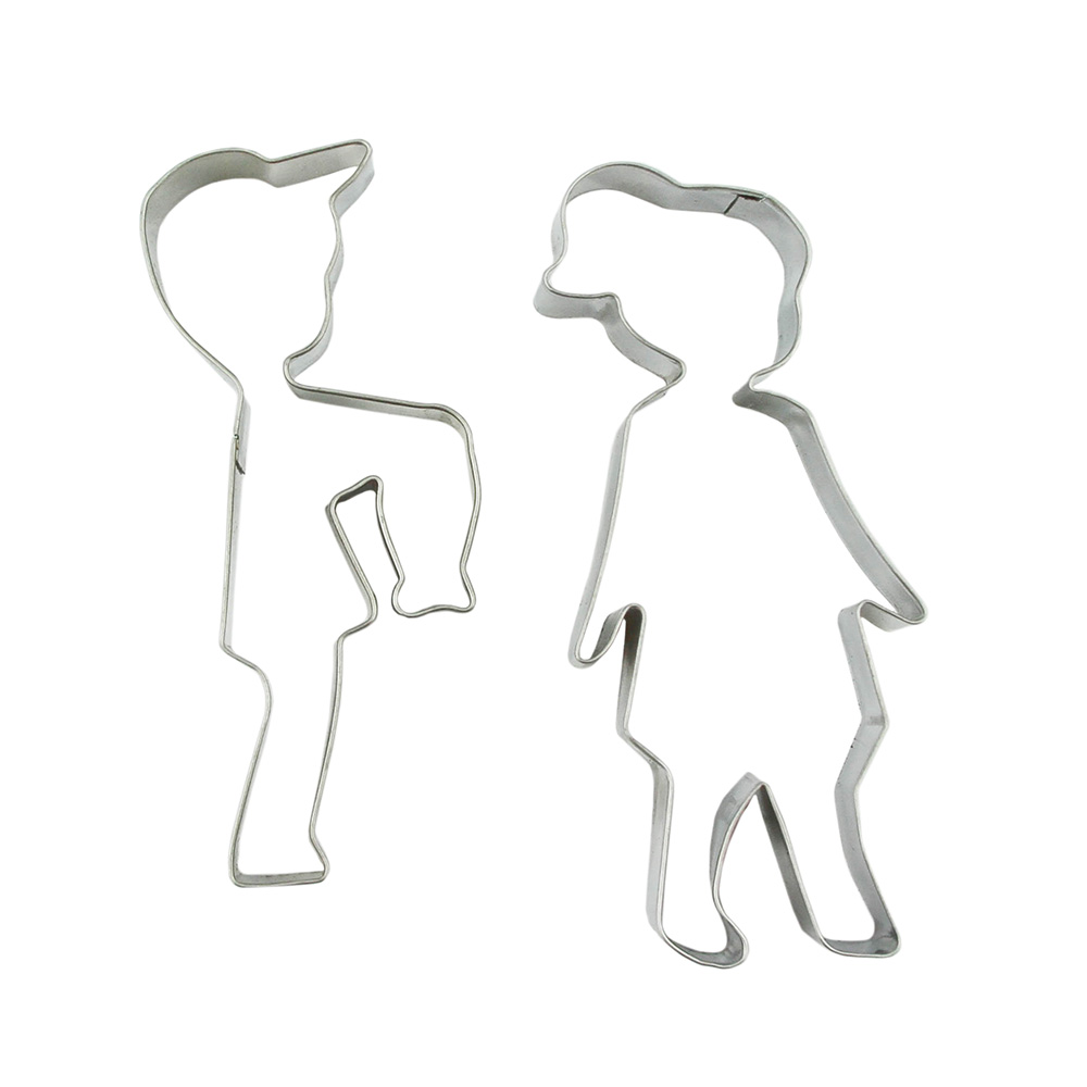 Perfect Kids Cookie Cutter Set