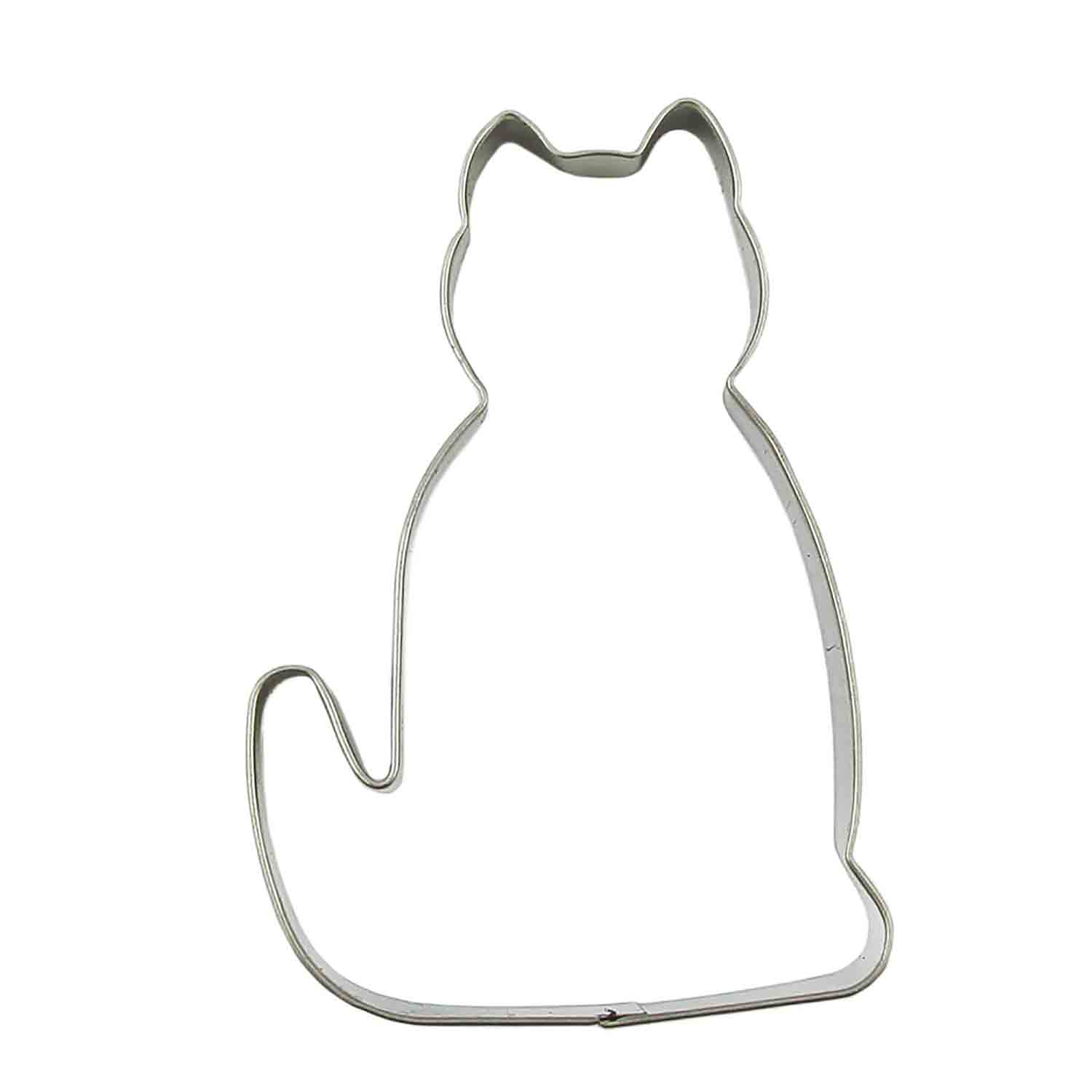 Perfect Cat Cookie Cutter